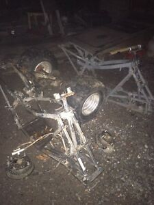 2001 Honda 300ex part out