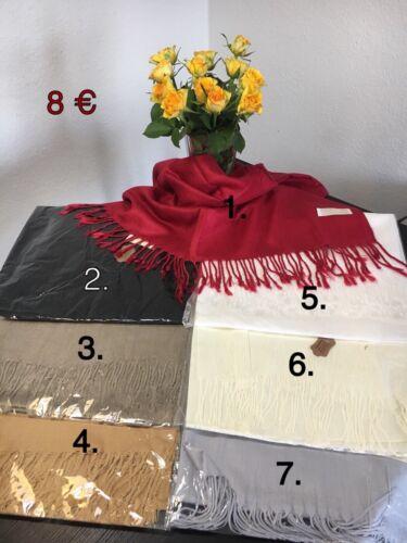 Mode Damen Kaschmirschal Lange Schal Pashmina Scarf