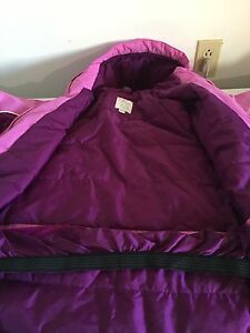 Purple coat- NEW - 7/8
