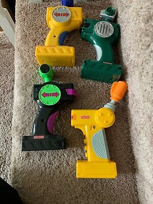 Fisher Price Geo Trax RC  4  Train Replacement Remote Control ONLY