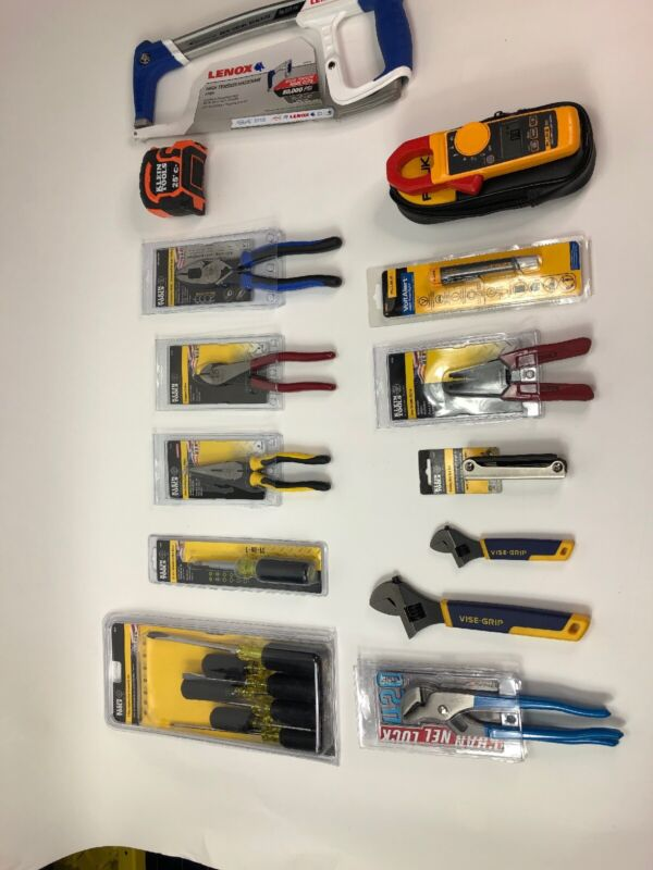 Apprentice Electrician Starter Tool Set- First Year Wireman Tools