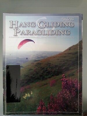 Hang Glider & Paragliding Magazines  Volume 35 (Year 2005)