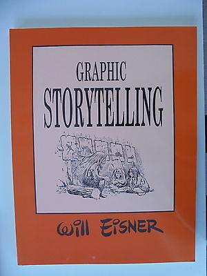 Graphic Storytelling By Will Eisner US Comic Zustand 1- online kaufen