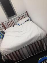 Bed frame + free bedside!! Yagoona Bankstown Area Preview