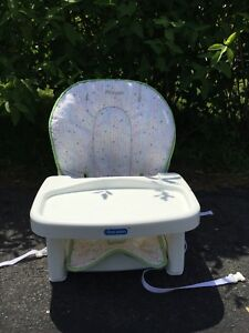 Various baby items for sale.
