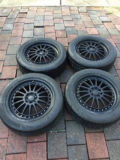 """17"""" 4 stud wheels"""