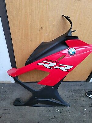 20-21 BMW S1000RR S 1000 RR RIGHT SIDE FAIRING COWLING PANEL BODYWORK RED OEM