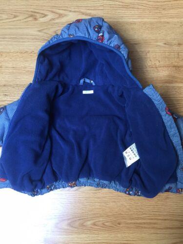 Set Benetton Giubbotto Pantalone Idex Bambino Tg.6-9 Mesi - 19,90€