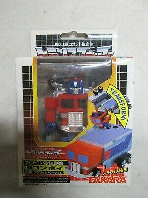 Transformers Optimus Prime Choro Q Robo Japanese Import