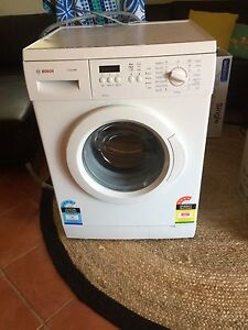 Washing machine Bosh Bonogin Gold Coast South Preview