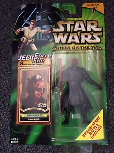 Star Wars Darth Maul Action Figure