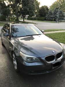 Fully loaded BMW 530i for sale