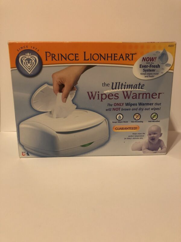 The Ultimate Baby Wipes Warmer