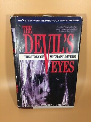 Rob Zombie's Halloween 'The Devil's Eyes: Story of Michael Myers' Prop Book - A5