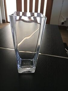 Myer Kronso cube vase Mount Lewis Bankstown Area Preview