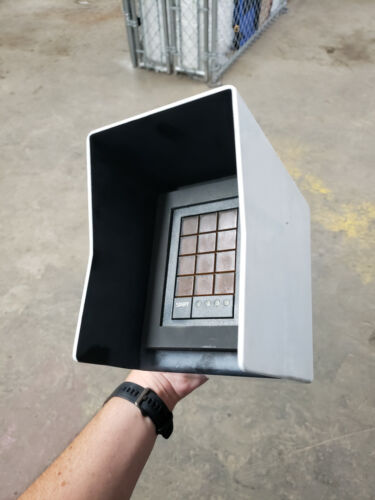 Hirsch Electronics Identiv DS47L-HI ScramblePad w/ Outdoor Mounting Box