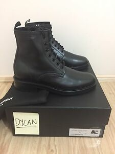 Saint Laurent Paris Zip-Ranger Combat Boots - Sz 41 Mens NEW Merrylands West Parramatta Area Preview