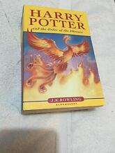Harry Potter Books Moana Morphett Vale Area Preview