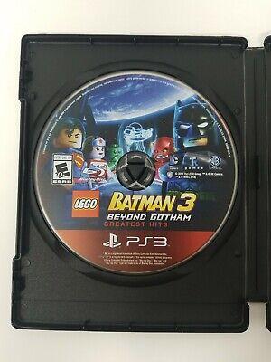 PS 3 Lego Batman 3: Beyond Gotham Greatest hits PlayStation 3