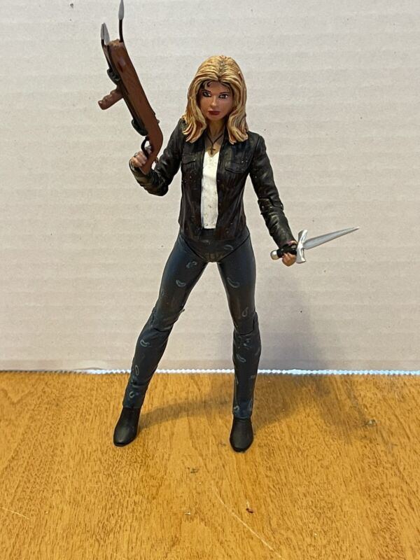 Buffy The Vampire Slayer Series 1 Moore Action Figure Collectibles Buffy 1999