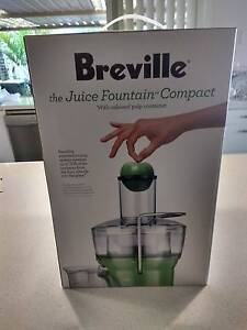 Breville Juice Fountain Compact Joondalup Joondalup Area Preview