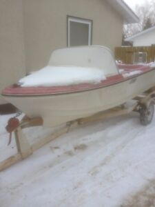 Well taken care of boat for sale!