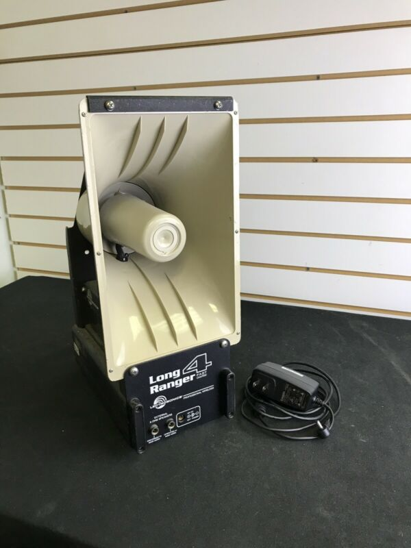 Lectrosonics Long Ranger 4 External 8 OHM Speaker (#2)