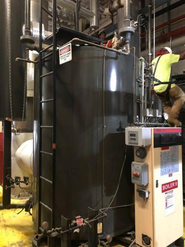 300 HP Miura Boiler