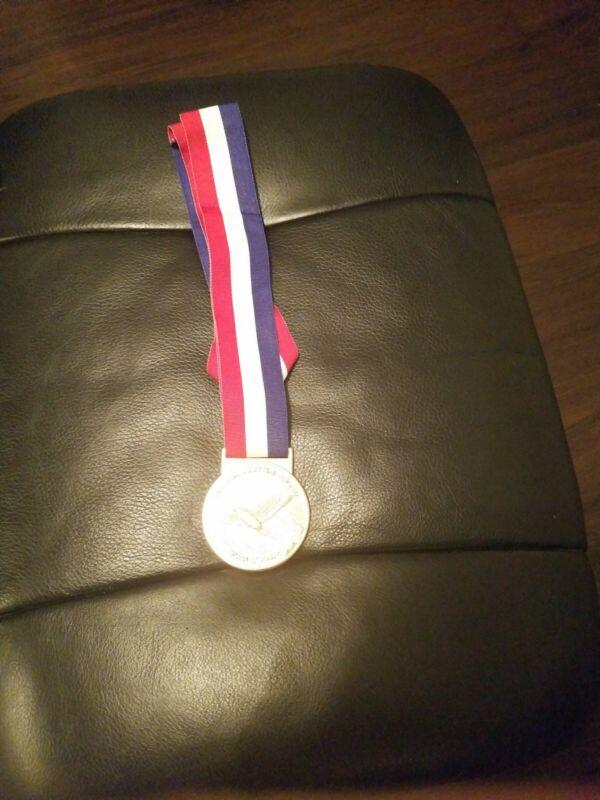 SGI-USA Justice Award (neck medallion)