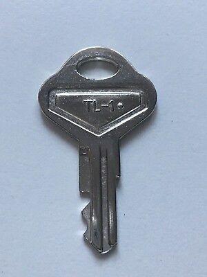 Sharp Xe-a207 Xe-a307 Xe-a217 Cash Register Drawer Key Tl-1