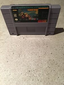 Donkey Kong Country 3: Dixie Kong's Double Trouble Snes