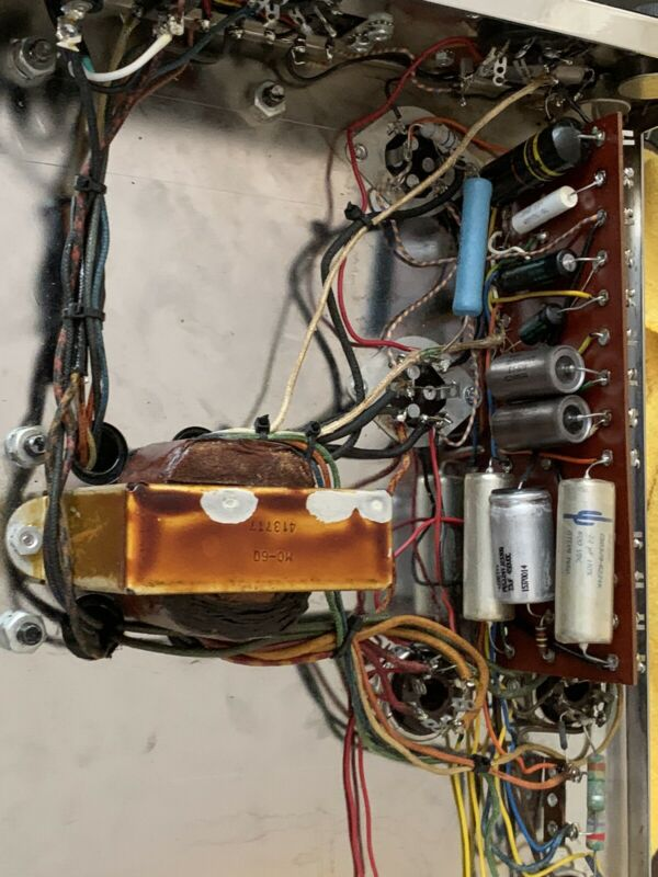 McIntosh MC60 tube amplifiers (Pair)