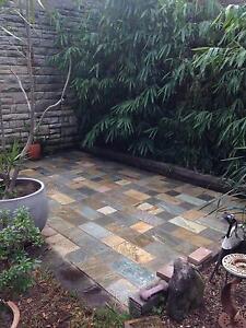 Eco Outdoor Cobb & Co Split Stone Pavers Marrickville Marrickville Area Preview