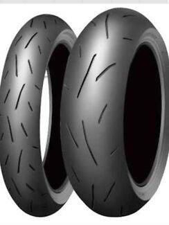 Dunlop Alpha 13z sports motorcycle tyres