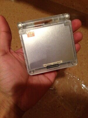 Nintendo Game Boy Advance GBA SP Clear Famicom System AGS 101 Brighter NEW
