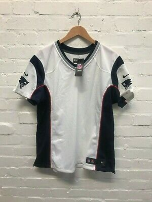 New England Patriots Nike Women's NFL Game Jersey - XXL - White - NWD