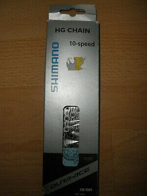Shimano CN-7901 10-fach HG Kette, Dura Ace , 10 speed chain