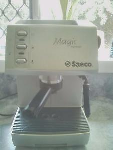 Saeco Magic Espresso coffee machine Jingili Darwin City Preview