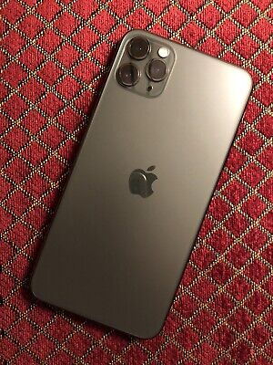 Apple iPhone 11 Pro Max • 64GB • Midnight Green • Unlocked