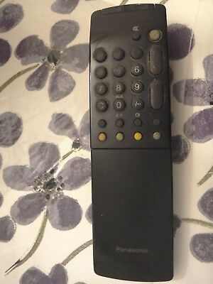 Panasonic Black Remote Control/controller - Good condition