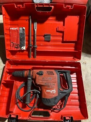 Hilti Te70-atc Rotary Hammer Drill