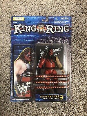WWF Jakks Pacific King Of The Ring Kane BCA Superstars Series 8 Kane WCW WWE NIP
