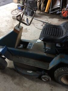 Ford 11 hp riding lawnmower