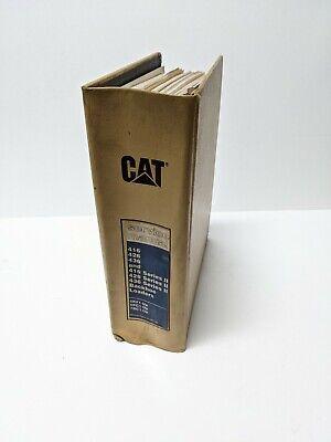 Caterpillar 416 426 436 Series 2 Backhoe Loader Service Repair Manual Cat