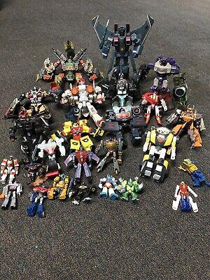 Transformers Figure Vintage Lot