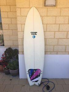 Ocean Tech Surfboard South Yunderup Mandurah Area Preview