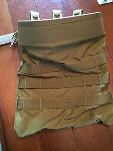 Eagle-Industries-MOLLE-Roll-Up-Dump-Bag-Pouch-KH-SFLCS-500-Cordura-AOR