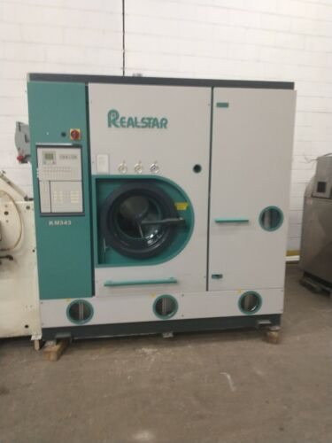 Realstar HSK-500 Hydrocarbon Dry Cleaning Machine