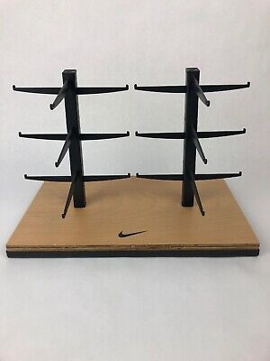 Rare Nike Vision 6 Pair Glasses Sunglasses Frame Riser Display Stand Holder Rack