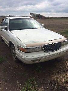1996 Ford Grand Marquis